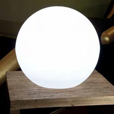 Lampa kula 40 cm do dekoracji ogrodu
