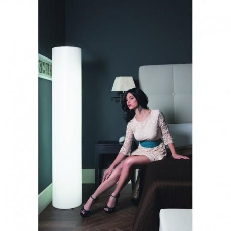 Orginalna lampa-kielich 182 cm z tworzywa. MADE IN ITALY