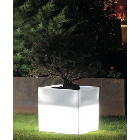 Donica do ogrodu z podświetleniem LED , AC 230 V