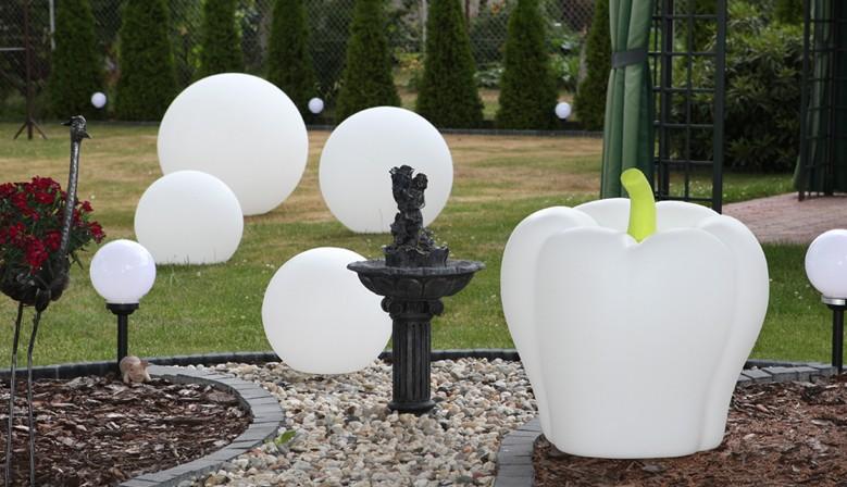 Włoskie dekoracje do ogrodu